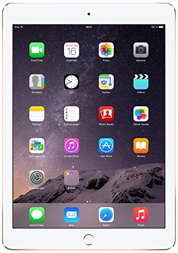 Apple iPad Air 2 128GB 4G Oro - Tablet (Tableta de tamaño completo, Pizarra, iOS, Oro, Polímero de litio, 0 - 35 °C)