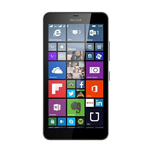 Microsoft Lumia 640 XL 3G - Lumia 640 XL 5,7 Dual SIM Blanco