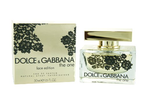DOLCE & GABBANA THE ONE lace edition agua de perfume vaporizador 50 ml