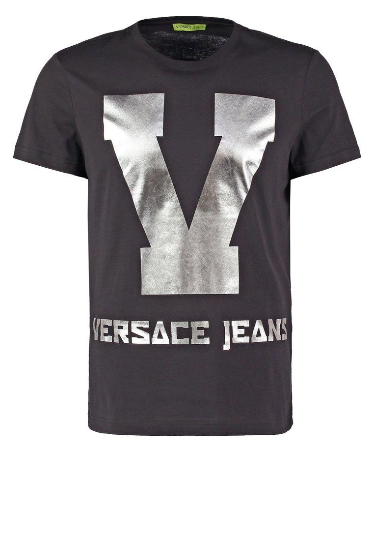 Versace Jeans Camiseta print nero