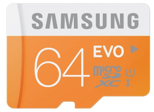 Samsung MB-MP64D/EU - Tarjeta de memoria con adaptador USB, 64 GB