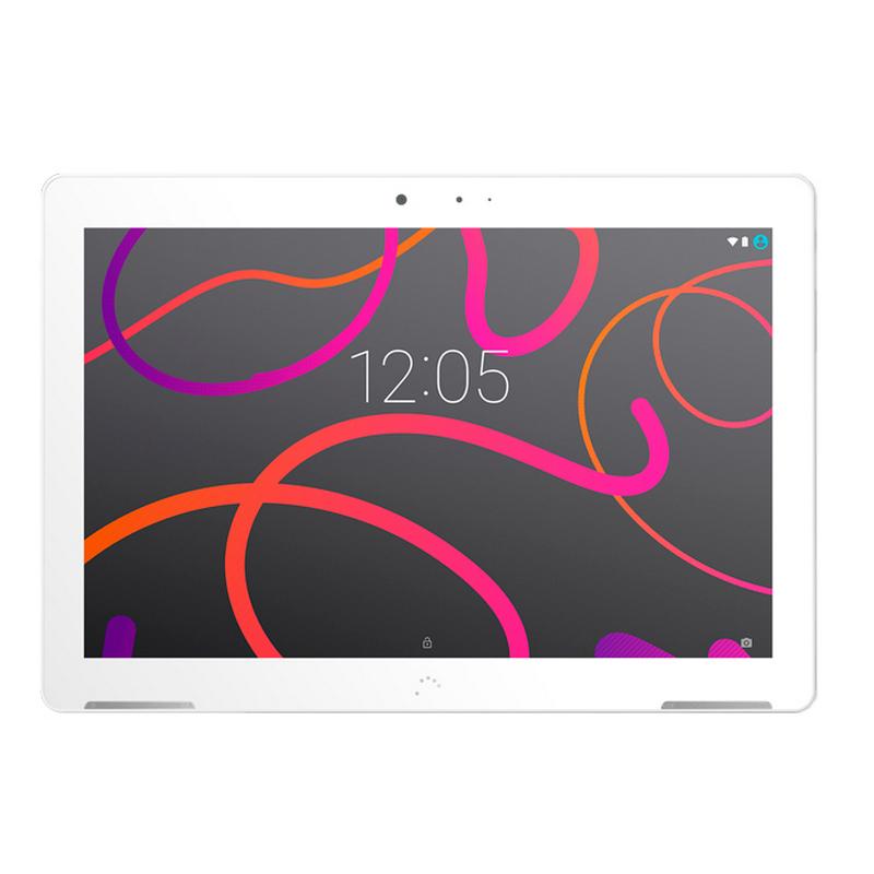 Bq Aquaris M10 QuadCore/2GB/16GB/10.1' Blanco - Tablet PC