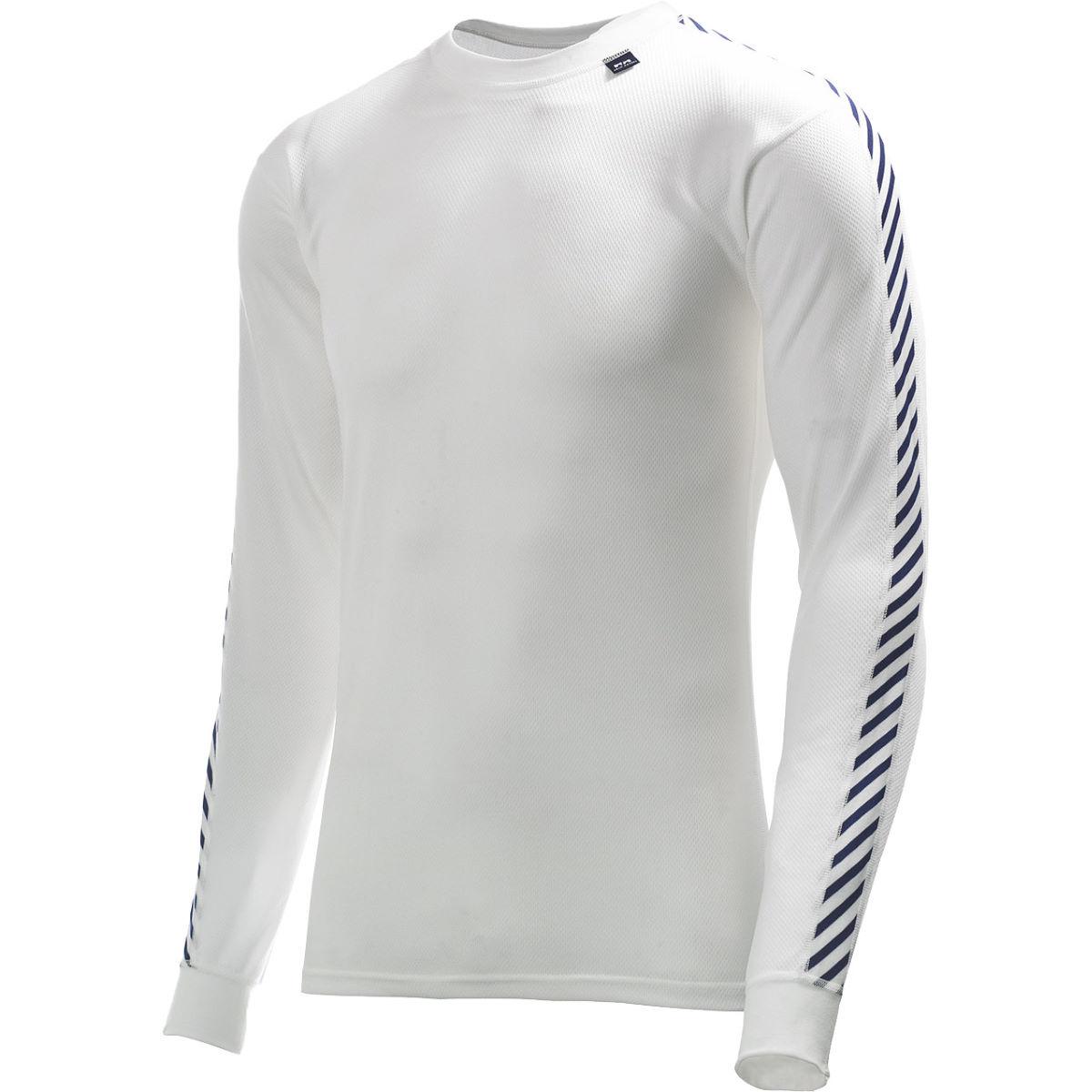 Camiseta interior de cuello redondo Helly Hansen Dry Stripe - Prendas interiores