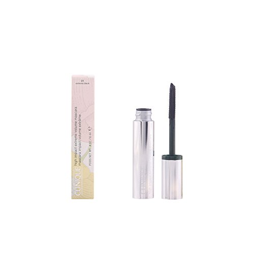 CLINIQUE HIGH IMPACT EXTREME VOLUME mascara #01-extreme black 10 ml