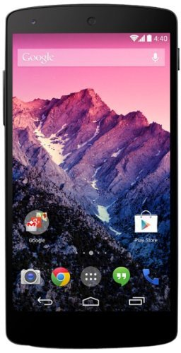 LG NEXUS 5 D821 32GB 4G Negro - Smartphone (12,57 cm (4.95