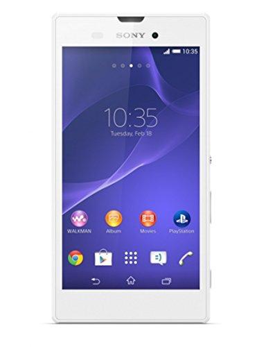 Sony Xperia D5103 8GB Color blanco 4G - Smartphone (13,46 cm (5.3