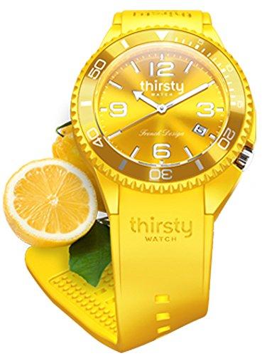 Thirsty watch lemon