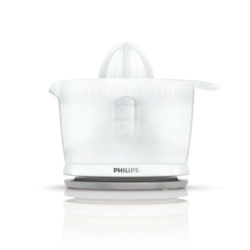 Philips HR2738/00 - Exprimidor Daily Collection 25 W, Jarra para zumo de 500 ml, piezas aptas para el lavavajillas