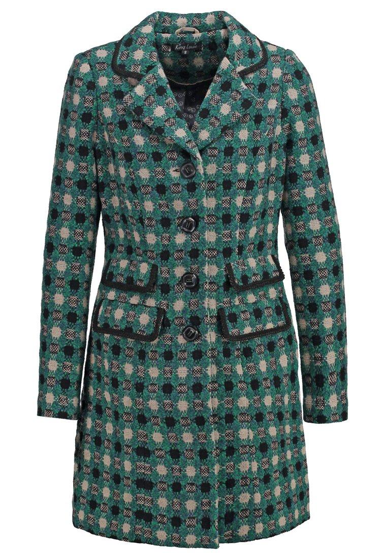 King Louie CARNABY PEGGY Abrigo de paño/clásico winter green