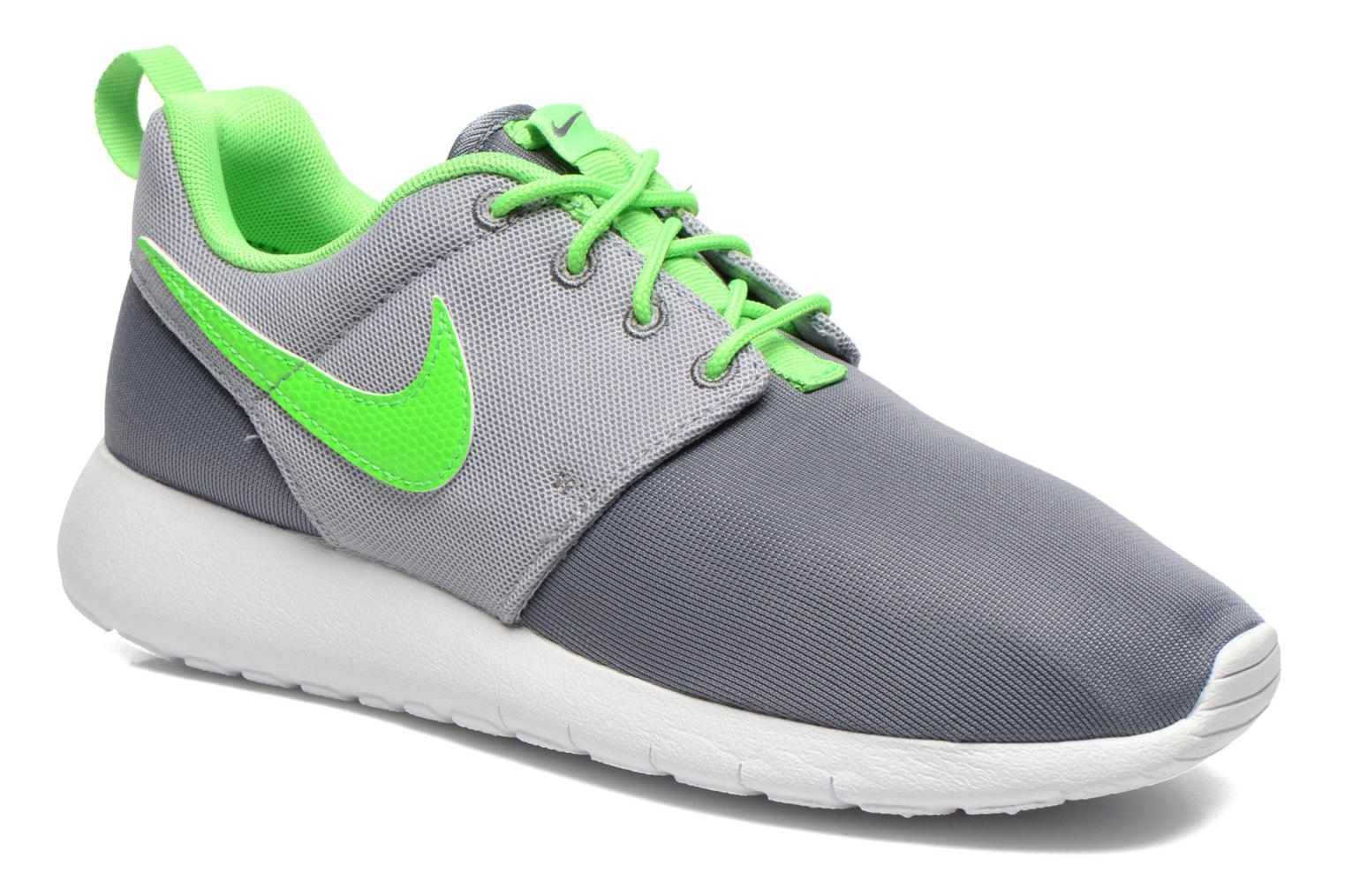 NIKE ROSHE ONE (GS) by Nike Gris