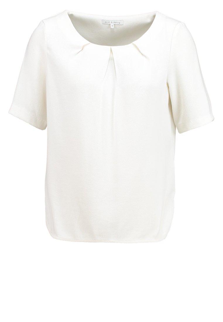 mint&berry Camiseta básica white allysum