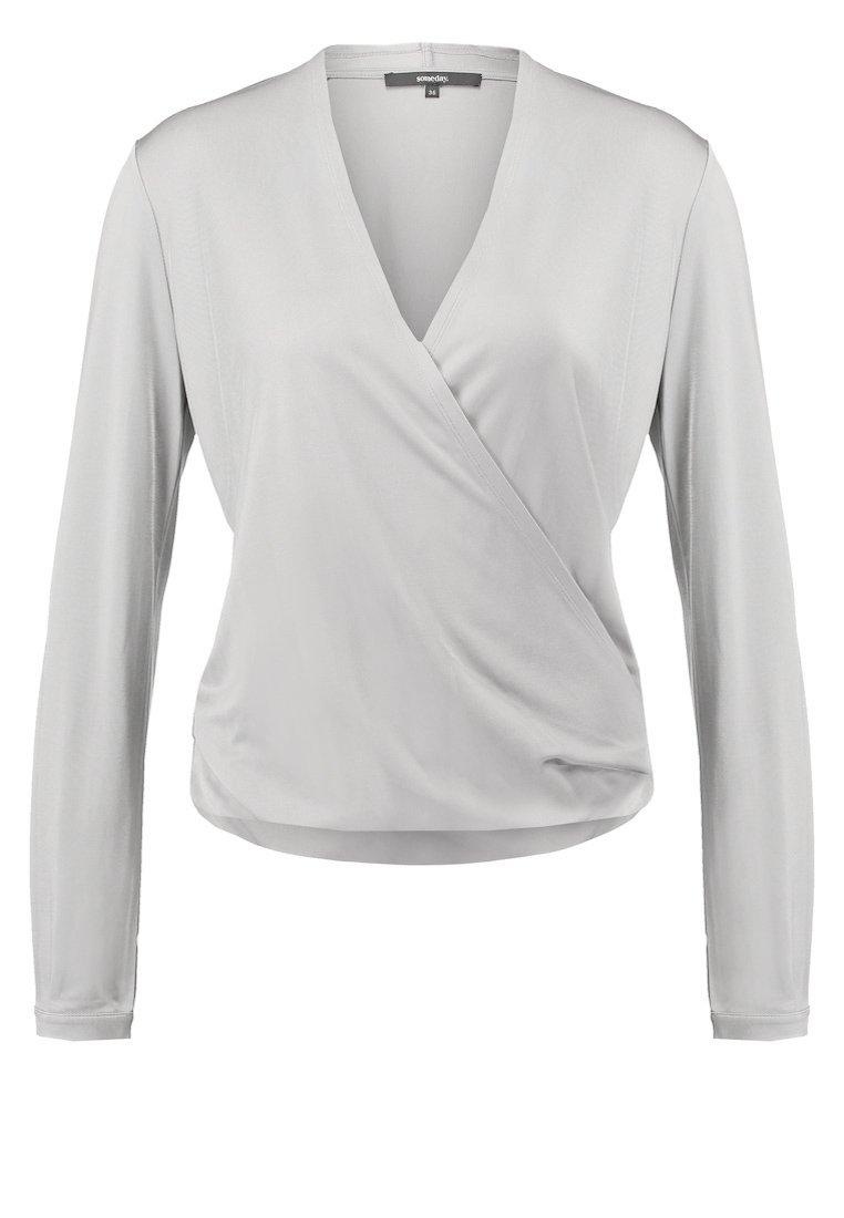 someday. KLARISSA Camiseta manga larga soft grey
