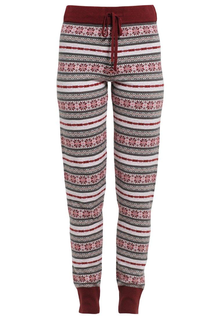 GAP FAIR ISLE Pantalón de pijama white