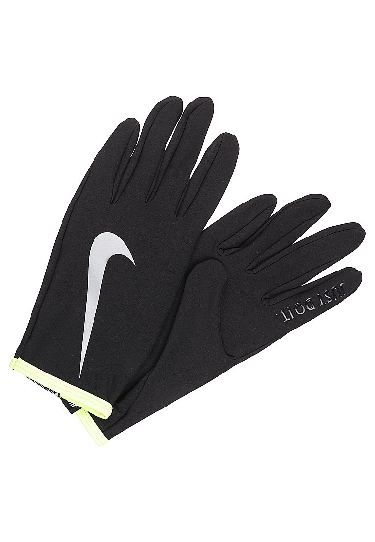 Nike Performance LIGHTWEIGHT RIVAL Guantes black/volt