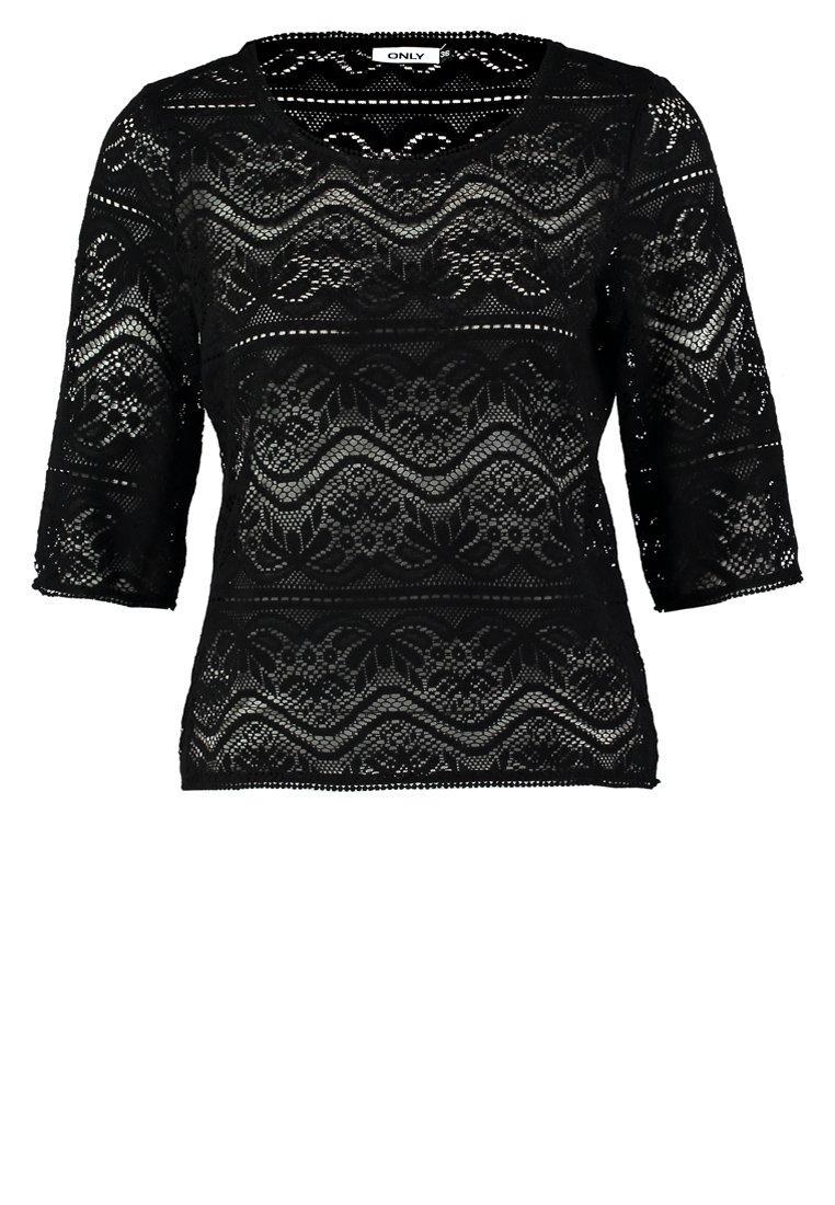 ONLY ONLLINE  Blusa black