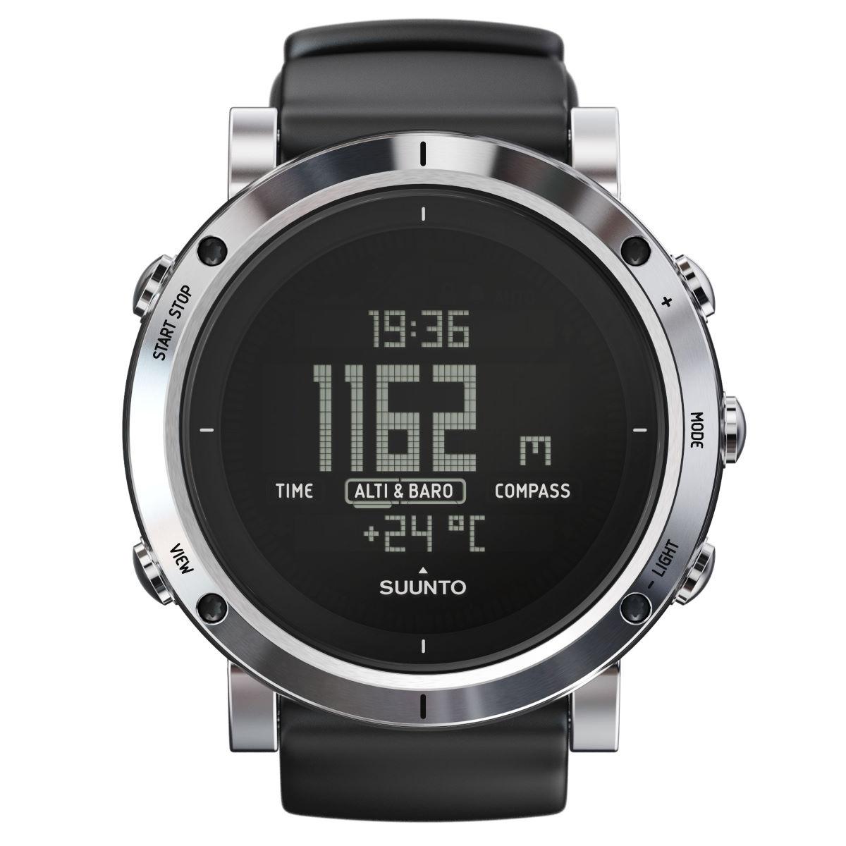 Reloj deportivo Suunto Core (acero pulido) - Relojes deportivos