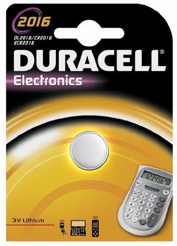 Duracell - Pilas para relojes y calculadoras (pila botón)