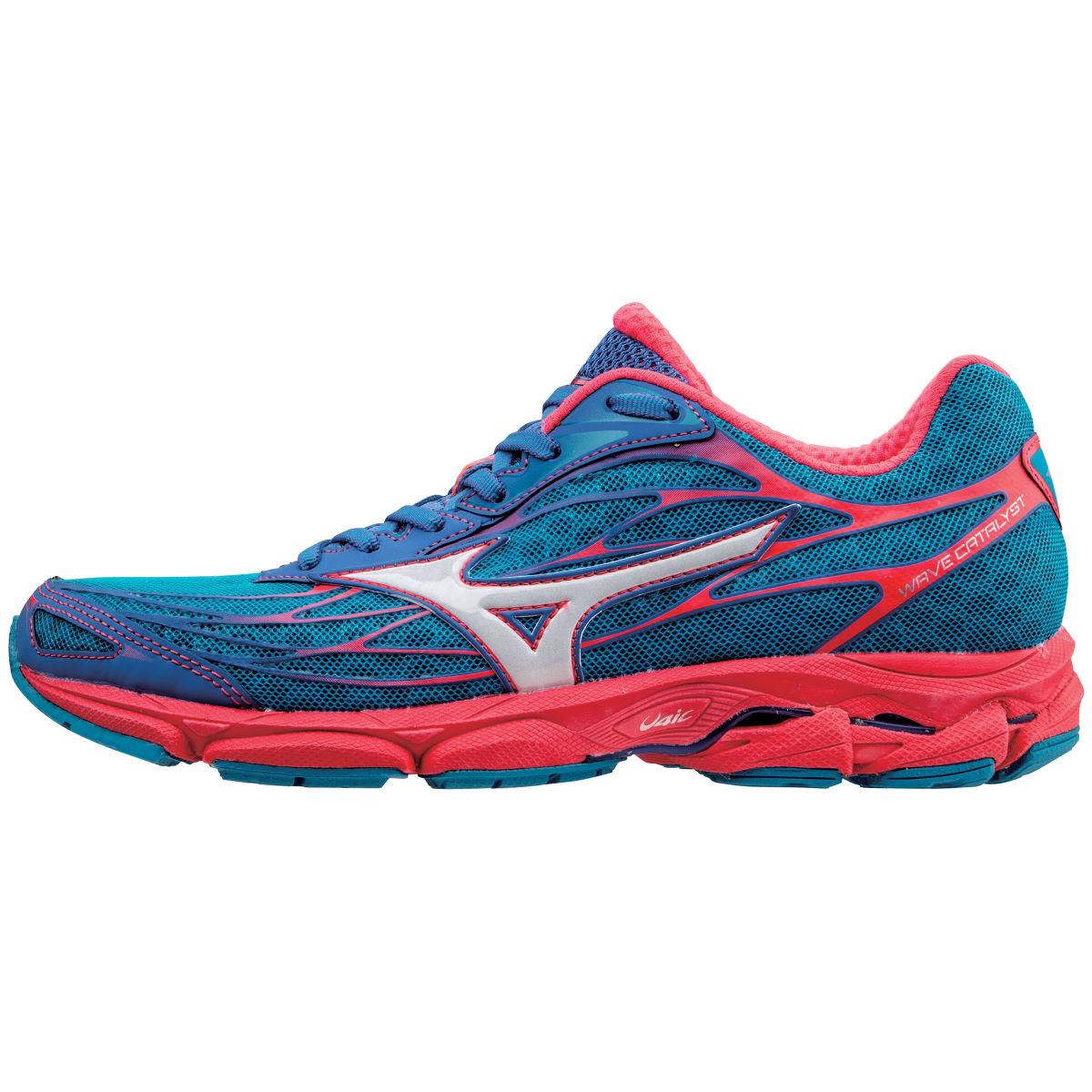 f1c43f70b57 Zapatillas Mizuno Wave Catalyst para mujer (PV16) - Zapatillas de atletismo