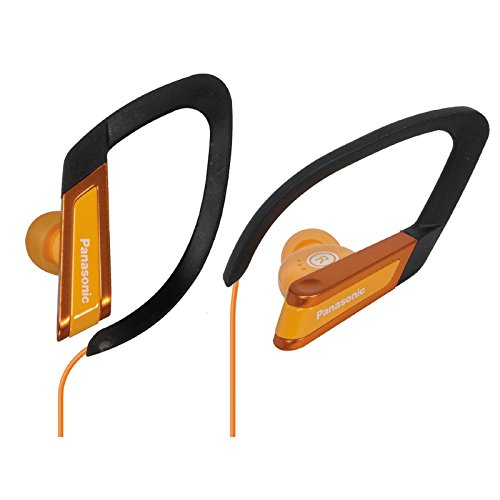 Panasonic RP-HS200E-D - Auriculares de clip, orange
