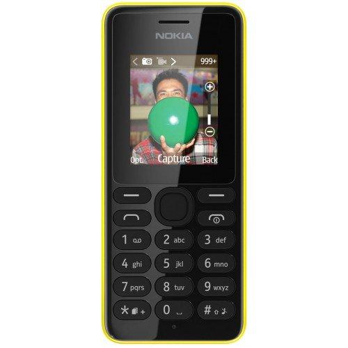 Nokia 108 Dual SIM - Teléfono móvil (4,57 cm (1.8
