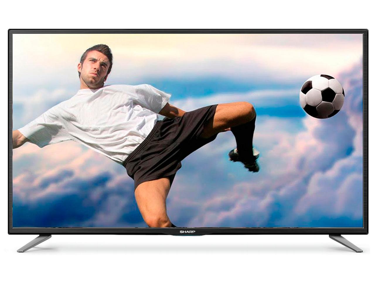 Televisor LED Smart de 43' Sharp LC-43CFE6132E