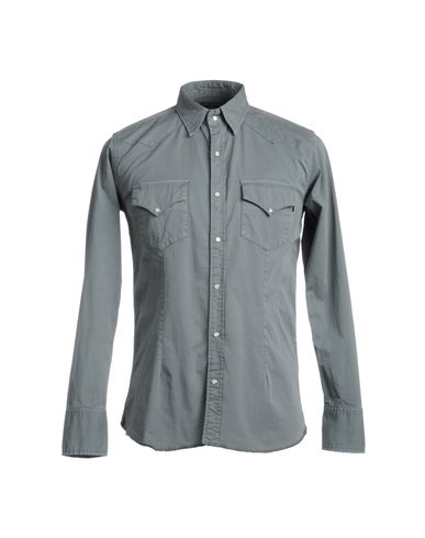 DANIELE ALESSANDRINI Camisa de manga larga hombre