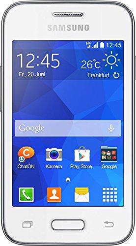 Samsung Galaxy Young SM-G130H Color blanco - Smartphone (8,89 cm (3.5