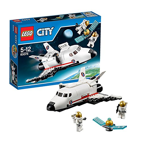 LEGO - Lanzadera espacial, multicolor (60078)