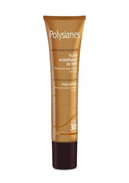 Polysianes fluido belleza con color 50 ml