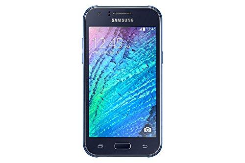 Samsung Galaxy J1 SM-J100H 4GB Azul - Smartphone (SIM única, Android, MicroSIM, GSM, WCDMA, Micro-USB)