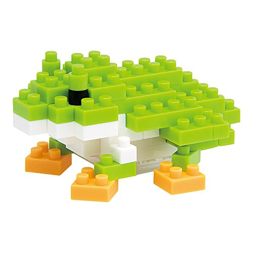 Juego de construcción Japanese Tree Frog 8piezas