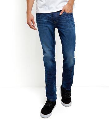 Navy Slim Fit Jeans