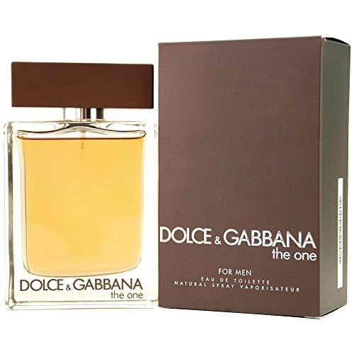 DOLCE & GABBANA THE ONE MEN agua de tocador vaporizador 100 ml
