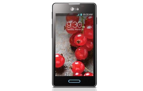 LG Optimus L5 II (E460) - Smartphone libre Android (pantalla 4