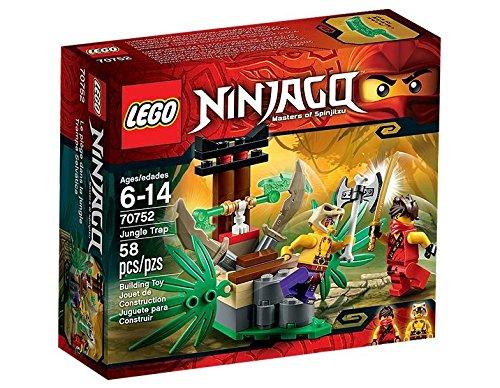 LEGO Ninjago - Trampa selvática (70752)