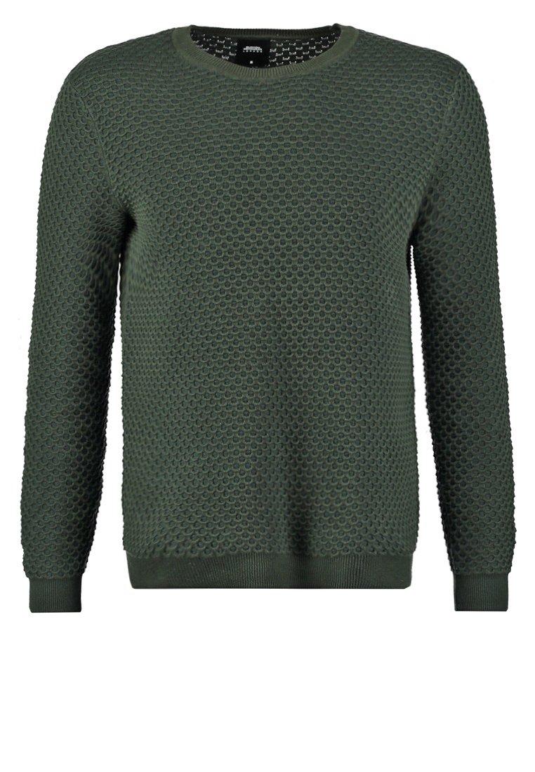 Burton Menswear London TWILIGHT  Jersey de punto green