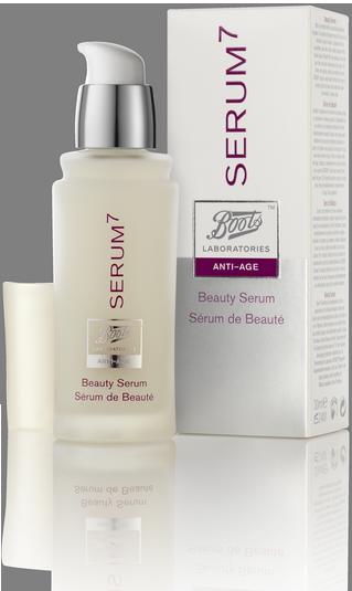 Serum De Belleza Serum 7 30 ml.
