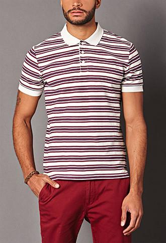 Polo Multi-Stripe