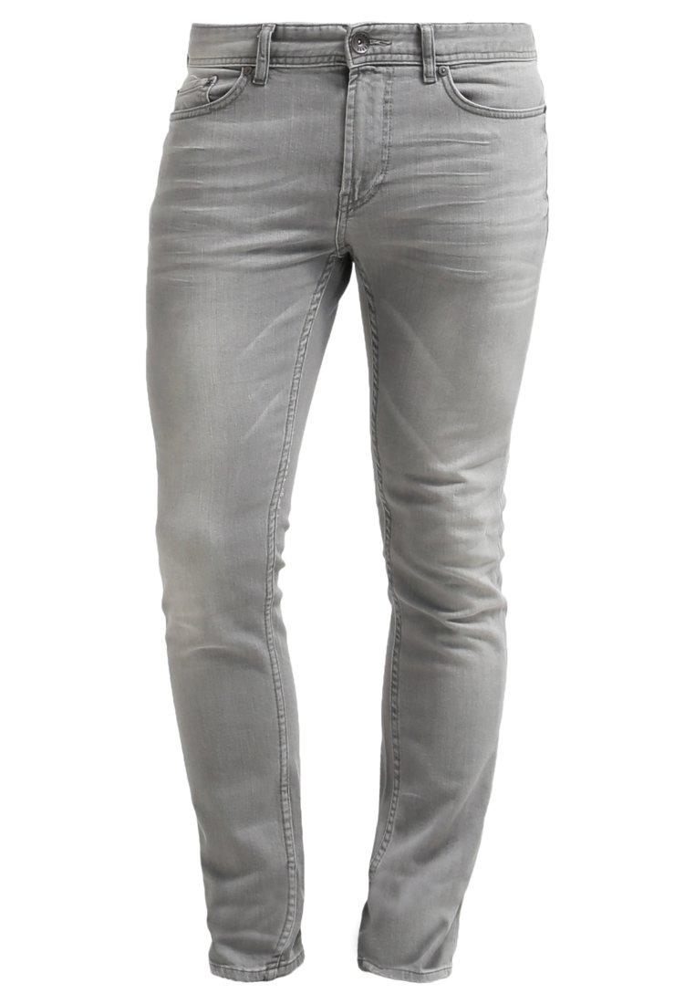 Only & Sons ONSAVI Vaqueros slim fit light grey denim