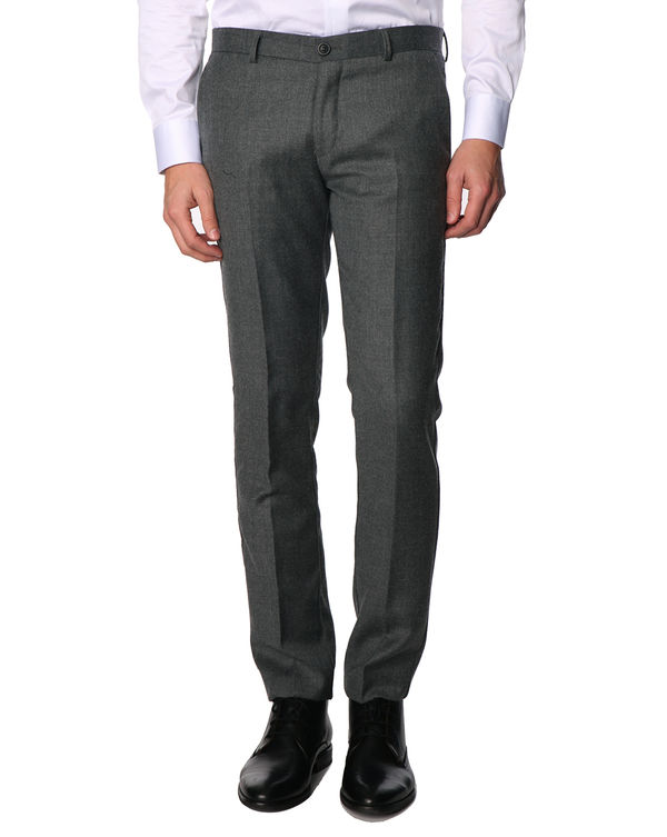 SELECTED, One Benson Grey Trousers