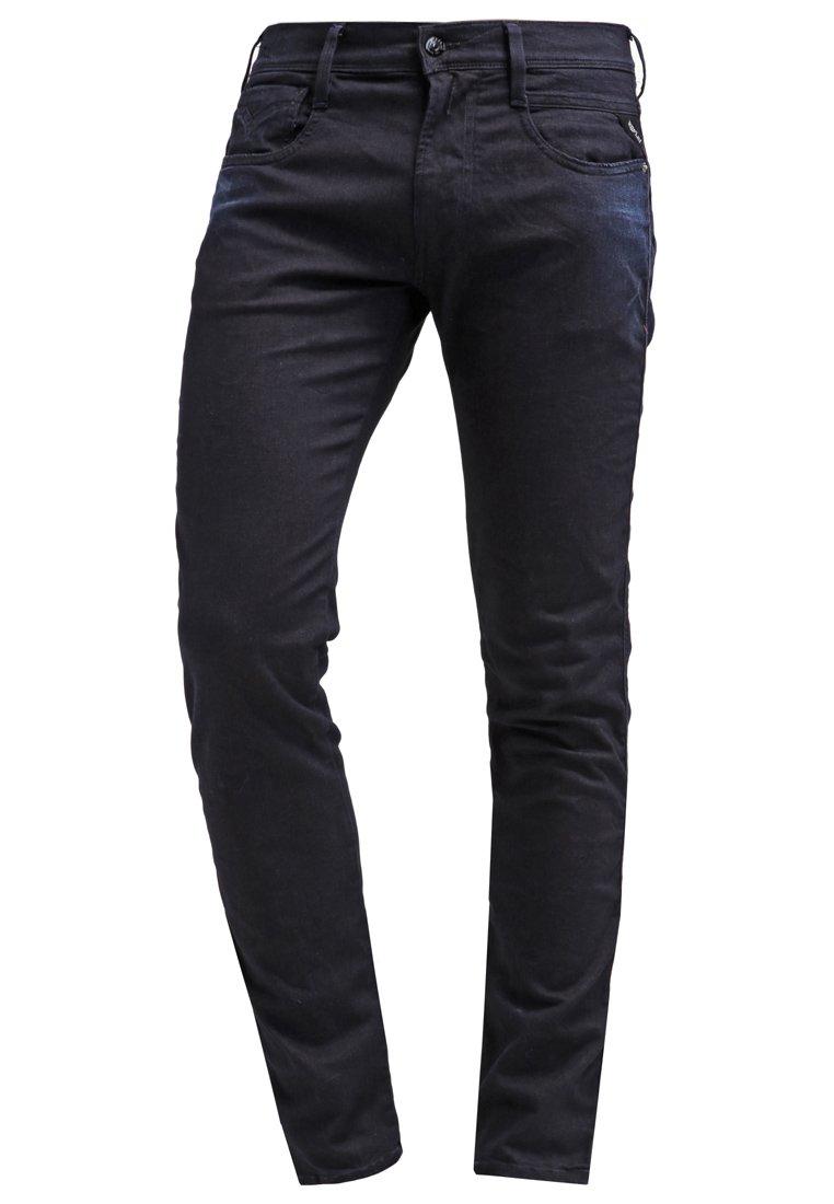 Replay HYPERFREE ANBASS Vaqueros slim fit black/blue