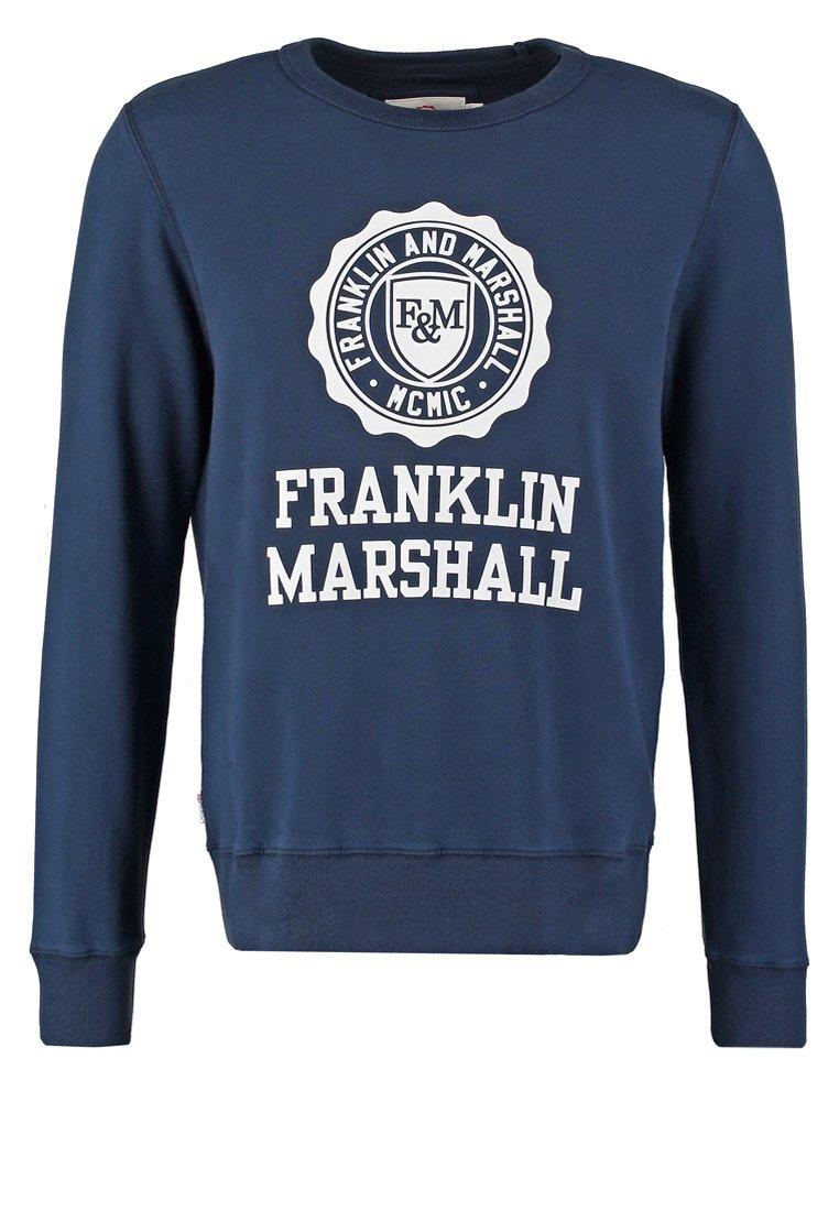 Franklin & Marshall Sudadera navy