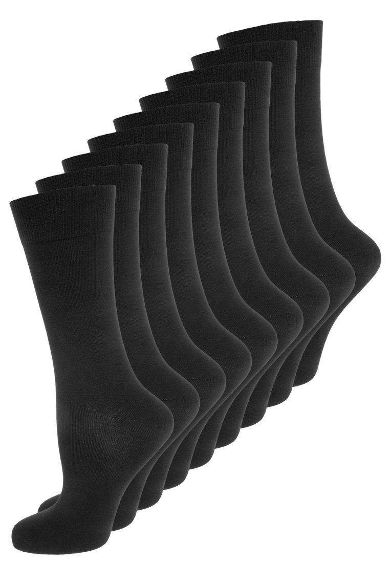 camano 9 PACK Calcetines black