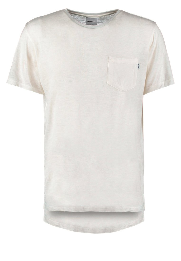 FAIRPLAY GLEN Camiseta básica white