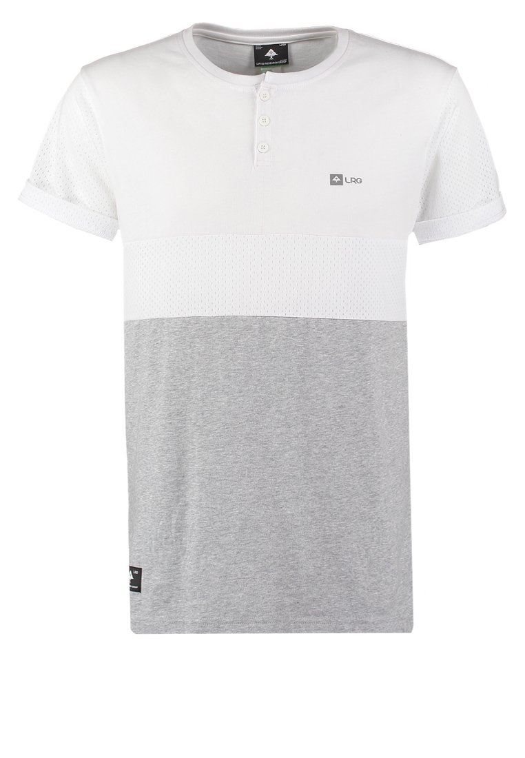 LRG SYSTEMATIC Camiseta print white