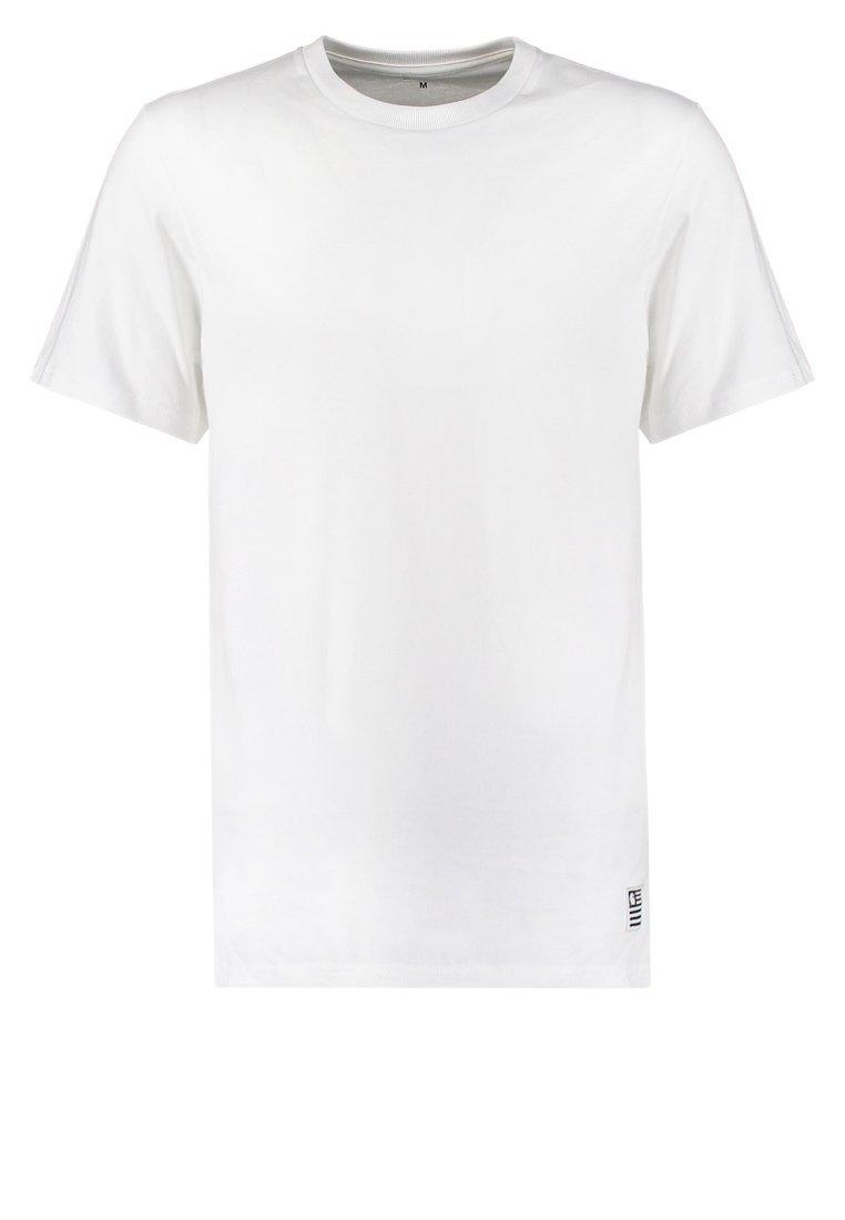 Carhartt WIP STATE Camiseta print white/black
