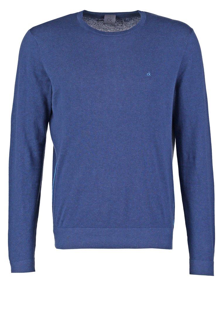 CK Calvin Klein SALTON Jersey de punto dark blue