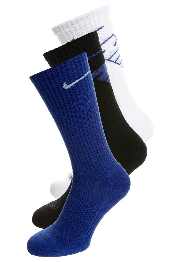 Nike Performance Calcetines de deporte black/white/blue