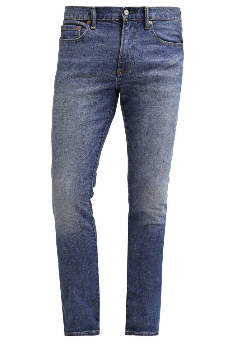 GAP Vaqueros slim fit worn medium blue