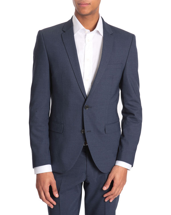 SELECTED, One Mylo Navy Blue  Suit Jacket